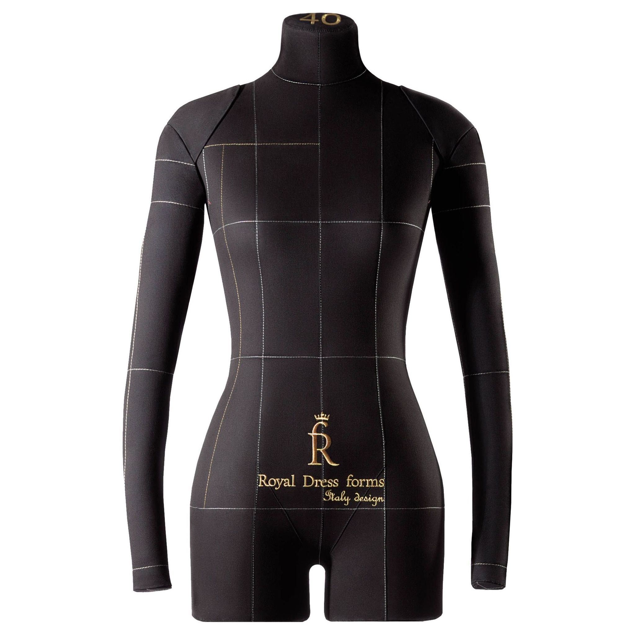 Комплект Comfort: мягкий манекен Monica черный 40, Ручки, Сумка