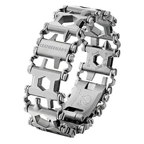 Браслет мультитул Leatherman Tread Metric (832325) серебристый