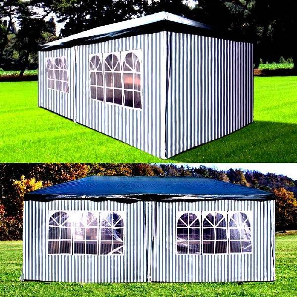Садовые шатры Шатер AFM-1015C Blue-white (3х6) afm-1015c-blue-white-3x6-1000x1000.jpg