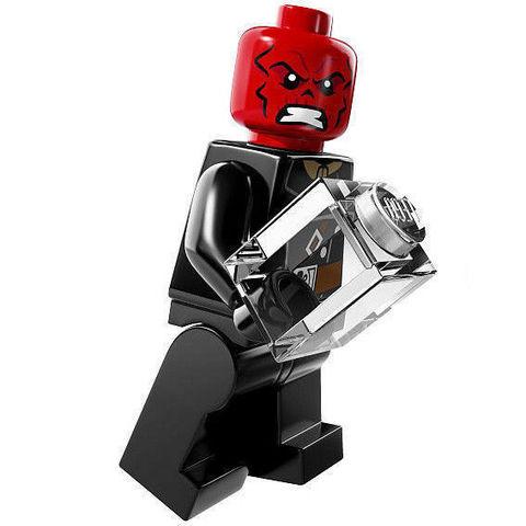LEGO Super Heroes: Капитан Америка против Гидры 76017 — Captain America vs. Hydra — Лего Супергерои Марвел