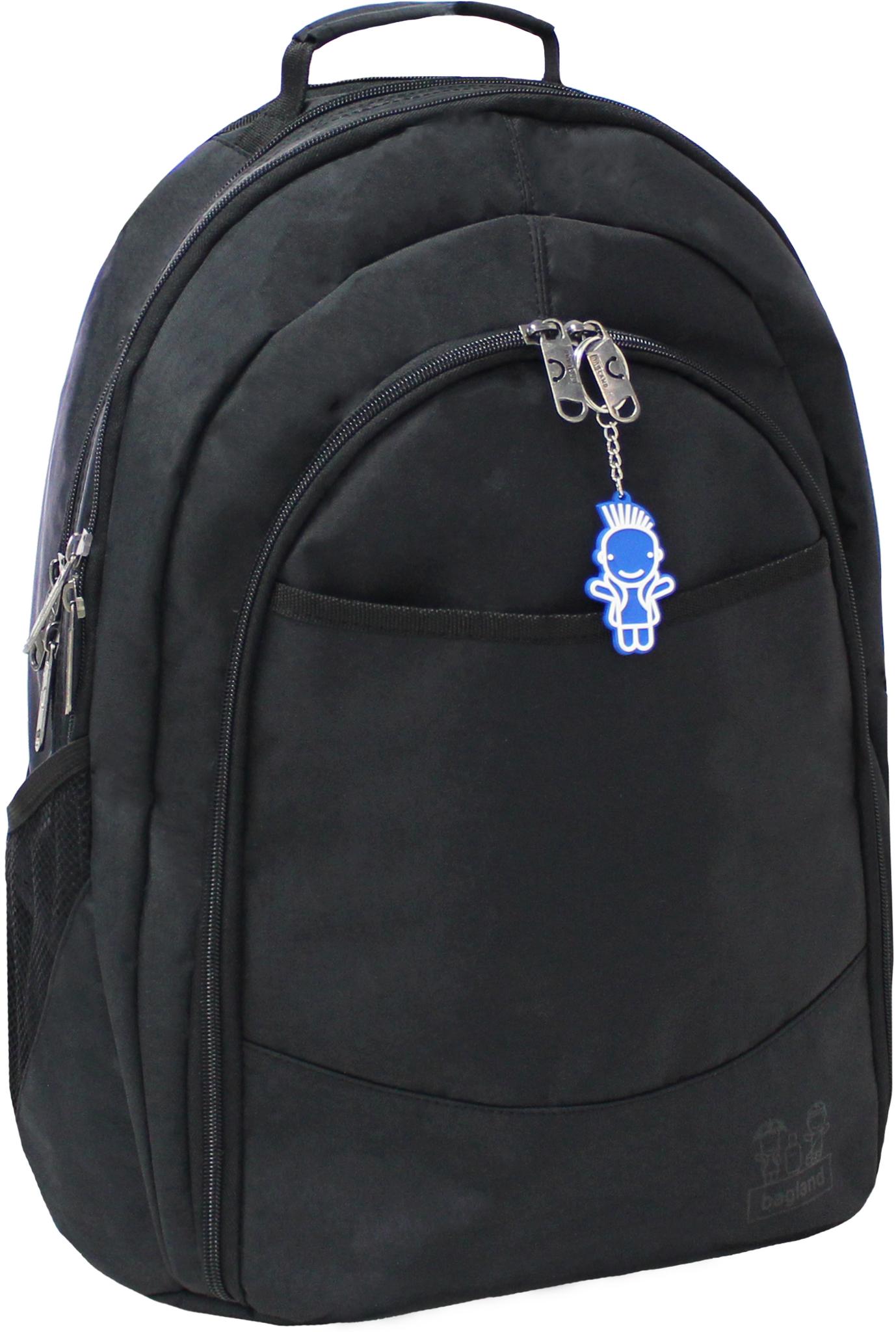 Городские рюкзаки Рюкзак Bagland Сити 32 л. Чёрный (0018070) IMG_5979.JPG