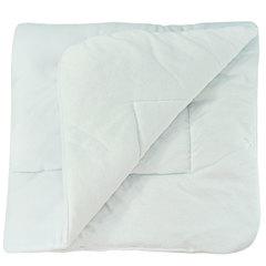 Папитто. Конверт-одеяло велюр с вышивкой, белый вид 2