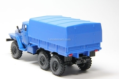 Ural-4320 with awning blue Elecon 1:43