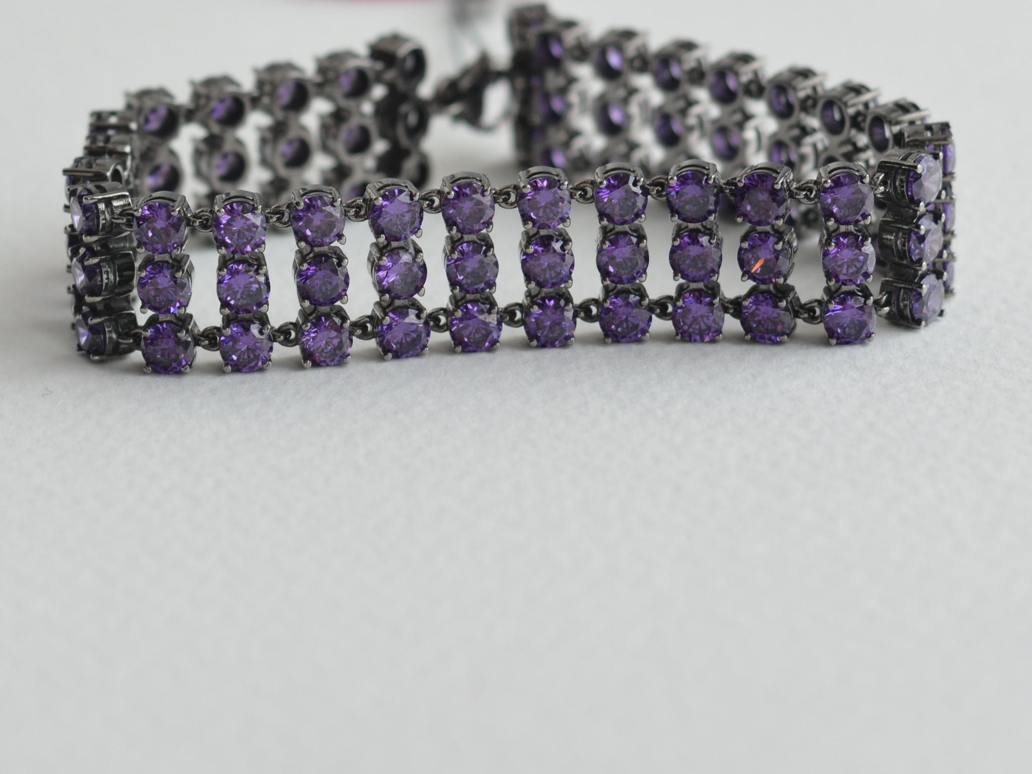 1355 (серебряный браслет)