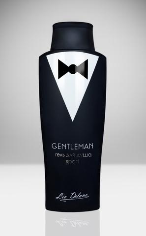 Liv delano Gentleman Гель для душа Sport 300г