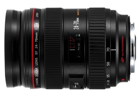 Canon EF 24-70mm f/2.8L USM (JAPAN)