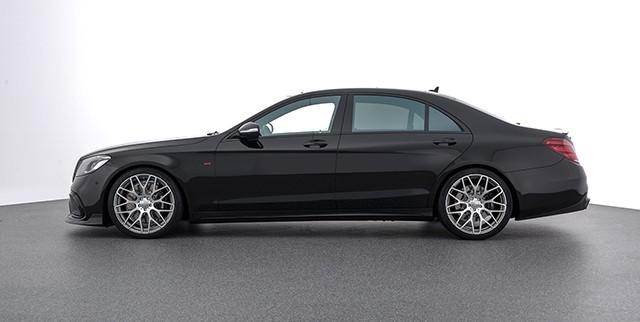 Обвес Brabus для Mercedes S-class 63 AMG W222