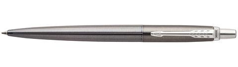 Шариковая ручка Parker Jotter Premium Oxford Grey Pinstripe CT