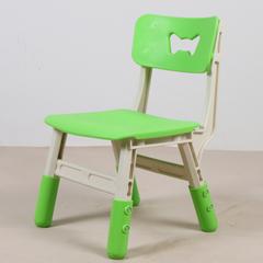 Пластиковый регулируемый стульчик