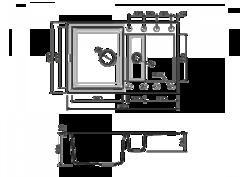 Схема Omoikiri Sakaime 78-2-PL