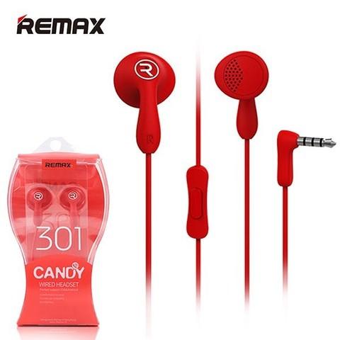 Наушники Remax RM-301 red