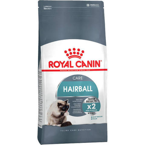 Royal Canin Hairball Care 2 кг для вывода шерсти