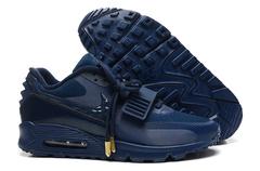 Кроссовки мужские Nike Air Max 90 HYP Dk Blue By Kanye West