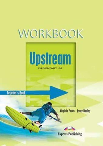 Upstream Elementary A2. Workbook. (Teacher's - overprinted). Книга для учителя к рабочей тетради