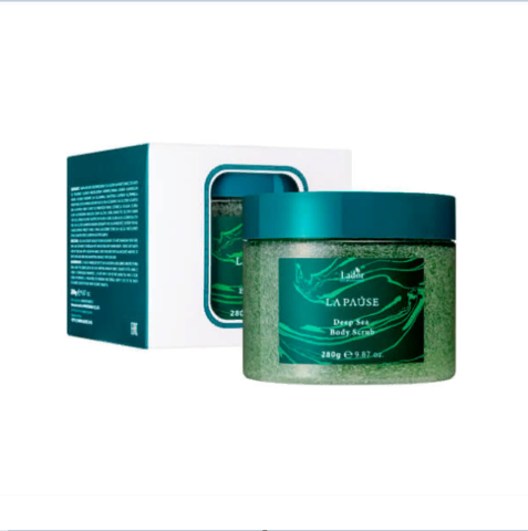 Скраб для тела с морскими минералами La-Pause Deep Sea Body Scrub