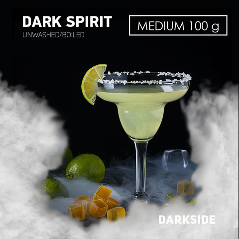 Табак Dark Side 100 г CORE Dark Spirit