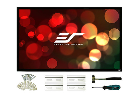 Elite Screens R92WH1, экран на раме