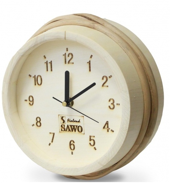 Часы: Часы вне сауны SAWO 530-A