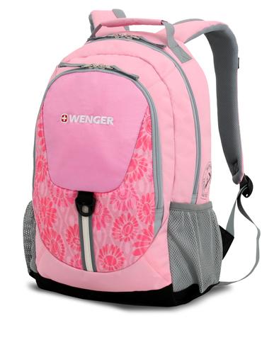 Рюкзак WENGER цвет розовый, 20 л 31268415 - Wenger-Victorinox.Ru