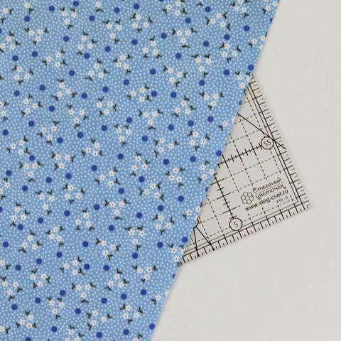 Ткань для пэчворка, хлопок 100% (арт. X0707)