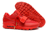 Кроссовки мужские Nike Air Max 90 HYP Red By Kanye West