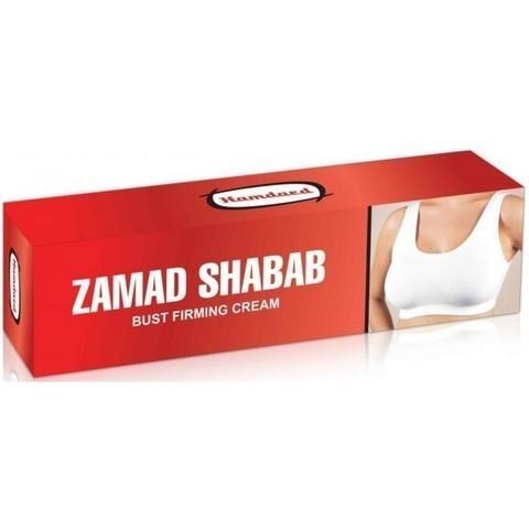 Крем для упругости груди Замад Шабаб (Zamad Shabab) 50 г, Hamdard