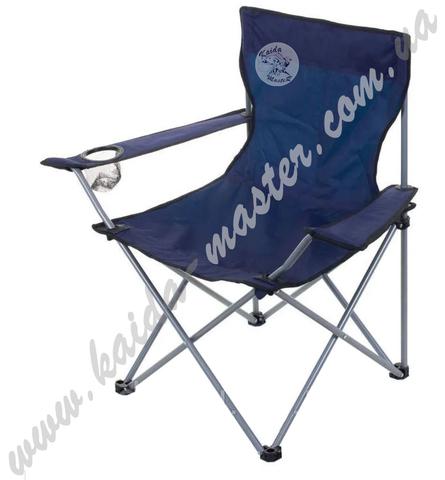 Кресло туристическое складное с подлокотниками 40*50*90 см