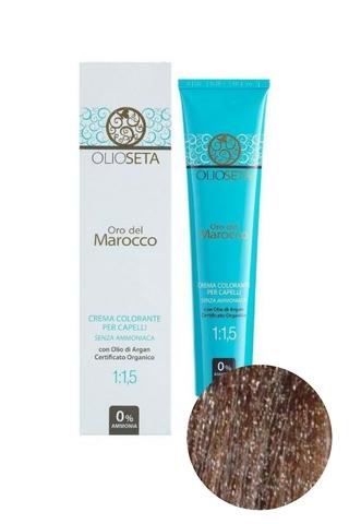 Крем-краска для волос 4.3 Каштан золотистый Oro del Marocco, Barex