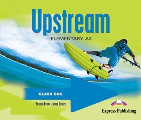Upstream Elementary A2. Class Audio CDs. (set of 3). Аудио CD для работы в классе