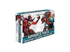 012-Combined Army Advance Pack (convention Exclusive Pre Release)