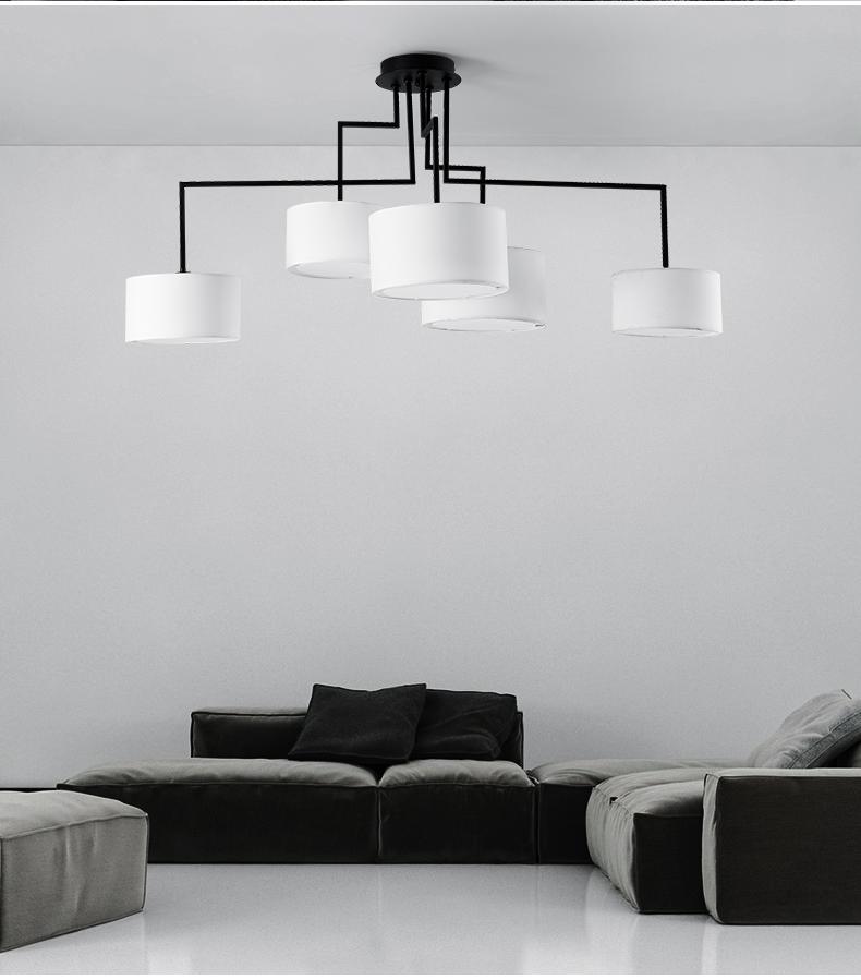 Подвесной светильник копия Noon by Zeitraum D30 (белый)