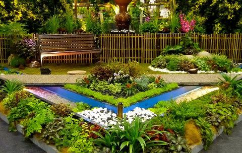 Программа профессиональной переподготовки (диплом) «Ландшафтный дизайн малого сада»