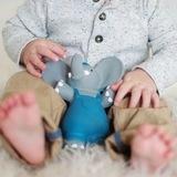 Подарочный набор Alvin: пищалка и мягкая игрушка