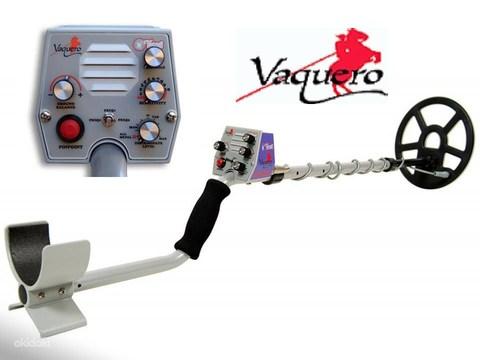 Металлоискатель Tesoro Vaquero (катушка 9
