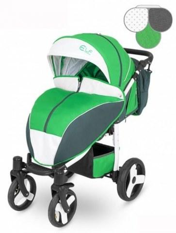 Коляска прогулочная Camarelo Elf 10 зеленый