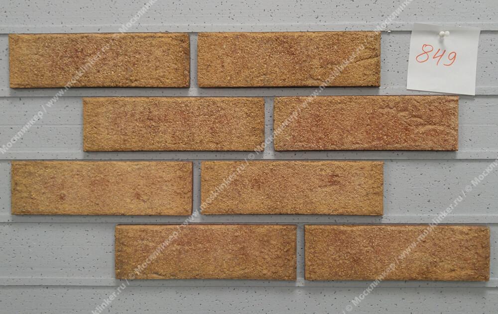 Roben - Manus, Samoa, NF14, 240x14x71 - Клинкерная плитка для фасада и внутренней отделки