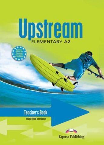 Upstream Elementary A2. Teacher's Book. (interleaved). Книга для учителя