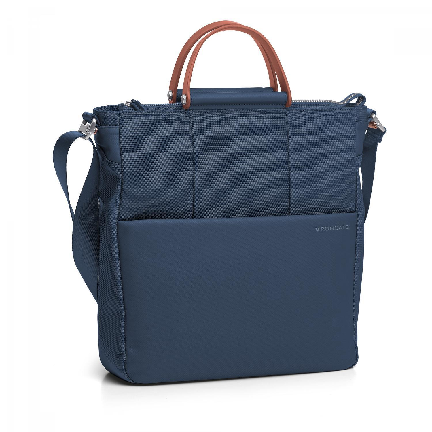 Шоппер Roncato Wireless SHOPPER BAG Blue denim