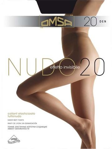 Колготки Nudo 20 Omsa
