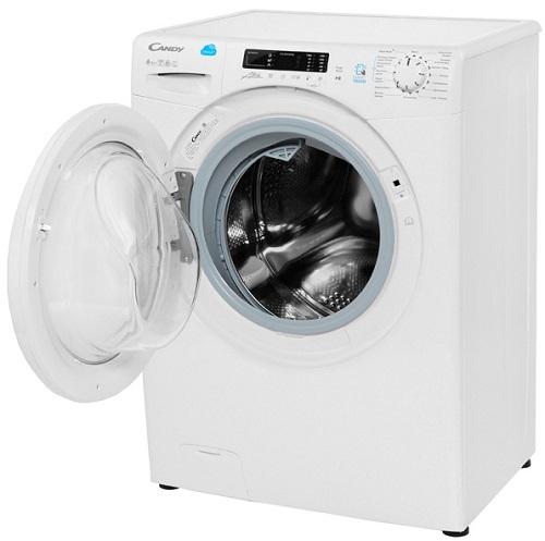 Узкая стиральная машина с сушкой Candy Smart CSW4 365D/2-07 фото