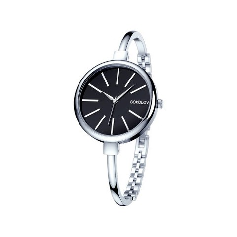 Женские стальные часы SOKOLOV  арт. 314.71.00.000.02.01.2