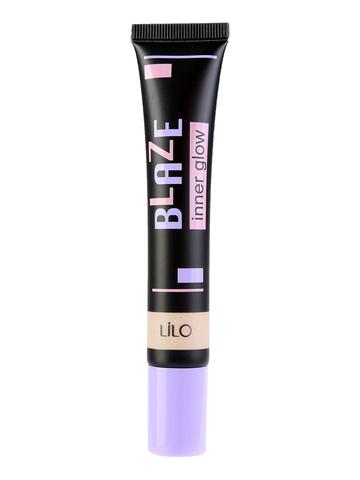 LiLo Blaze inner glow Тональный крем тон 10