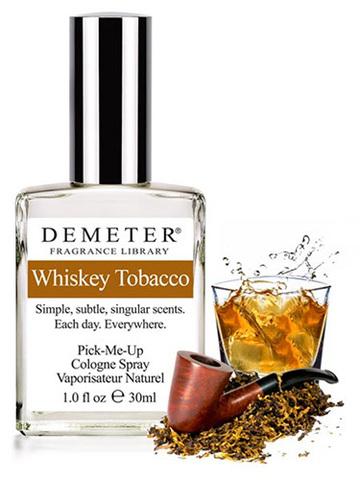 Духи «Виски и табак» от Demeter