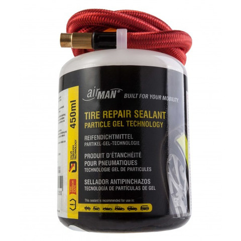 Герметик для автомобильных шин AirMan Sealant 450 ml
