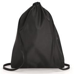 Рюкзак складной Mini maxi sacpack black Reisenthel
