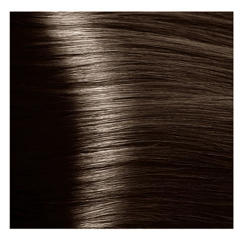 Крем краска для волос с гиалуроновой кислотой Kapous, 100 мл - HY 6.0 Темный блондин