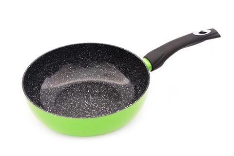 4965 FISSMAN Lime Сковорода глубокая 24 см,  купить