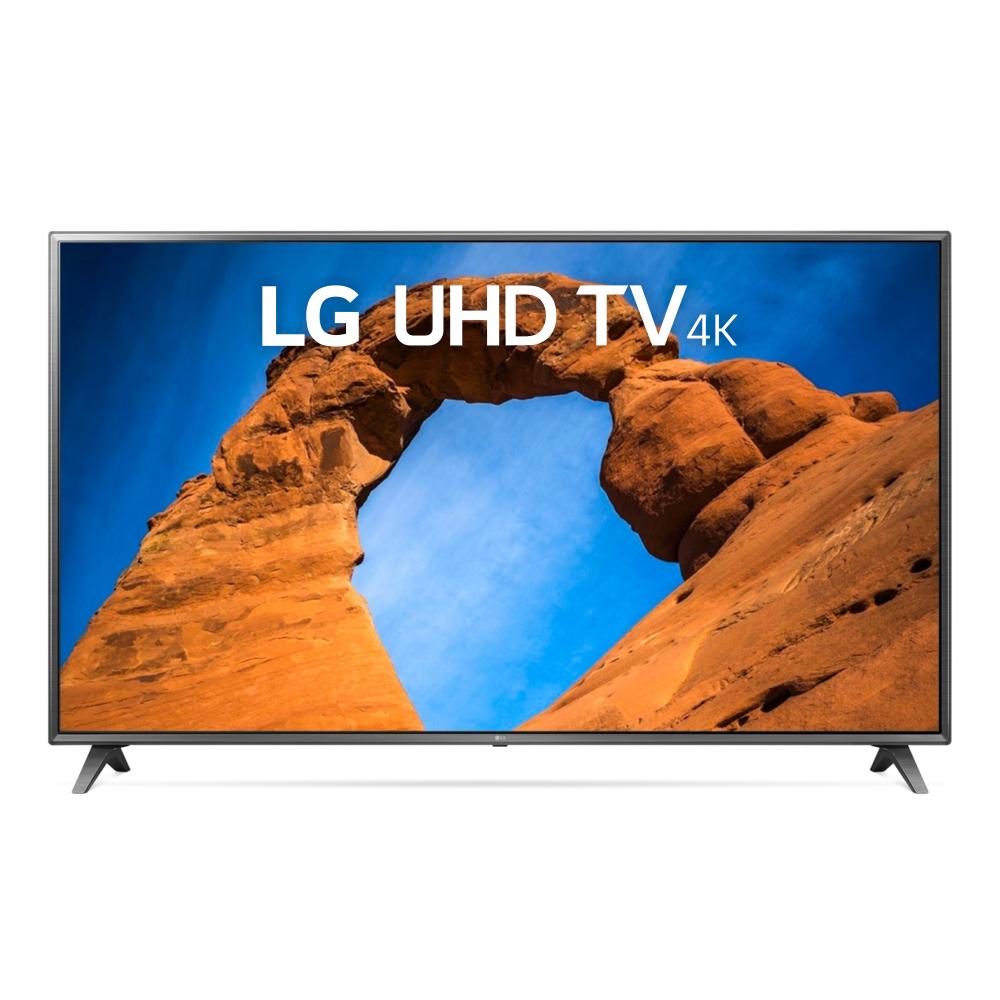 Ultra HD телевизор LG с технологией 4K Активный HDR 75 дюймов 75UK6750PLB фото