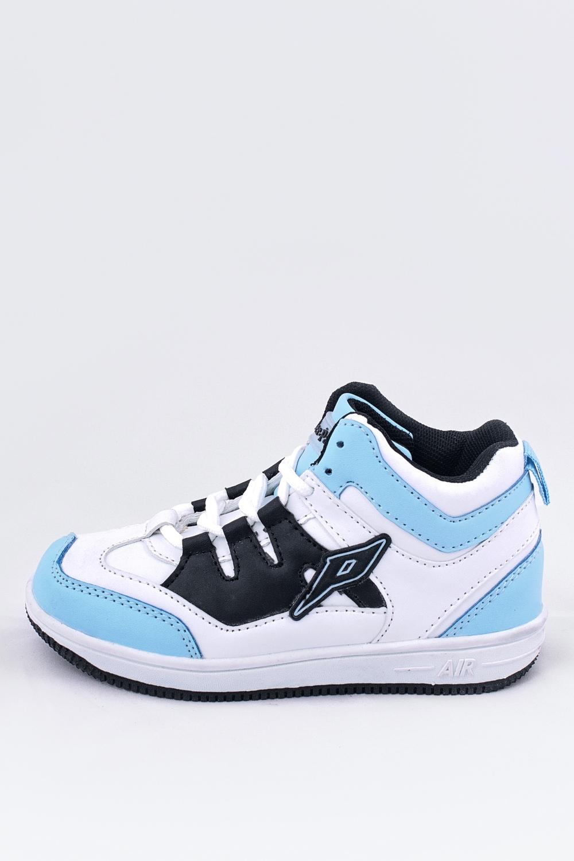 Кроссовки белые детские 301-0034-1