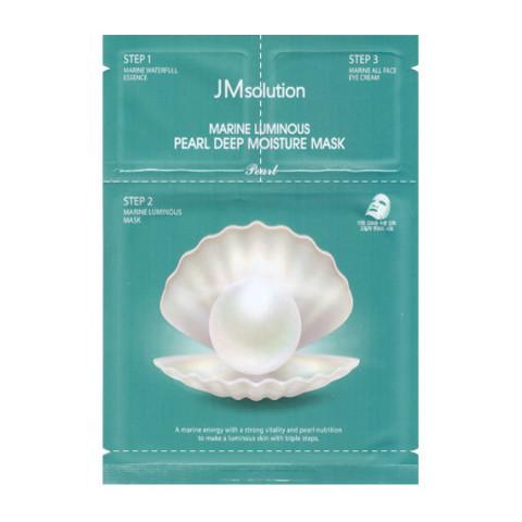 Маска JMsolution Marine Luminous Pearl Deep Moisture Mask 1шт.